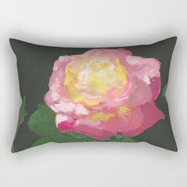 547. Tea Rose Rectangular Pillow