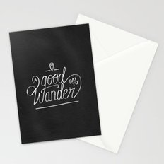 Good Day to Wander Stationery Cards