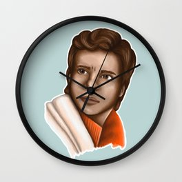 Poe Dameron Wall Clock