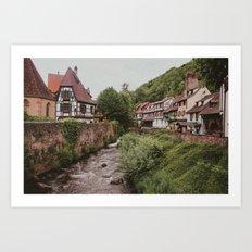 Kaysersberg Art Print