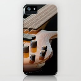 Music is Real Magic iPhone Case