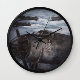 Sack Time! Wall Clock