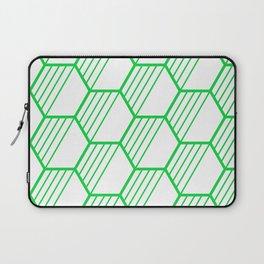 LYLA ((true green)) Laptop Sleeve