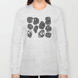 Cross Hatching Eggs Long Sleeve T-shirt