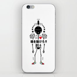 SOUL COLLECTOR - EP. SKELZERO iPhone Skin