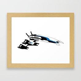 Normandy SR2 Framed Art Print
