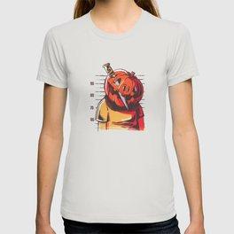 Prisoner pumpkin best gift T-shirt
