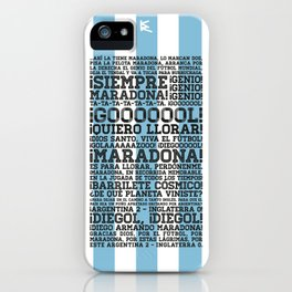 goal of the century iPhone Case