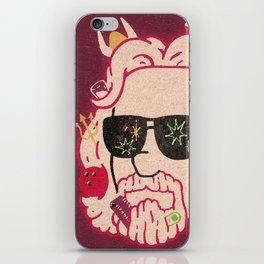 The Dude iPhone Skin