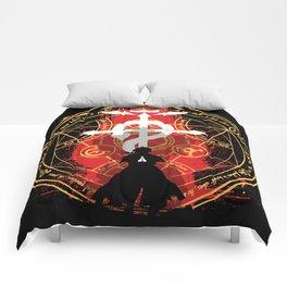Fullmetal Alchemist - Edward and Alphonse Comforters