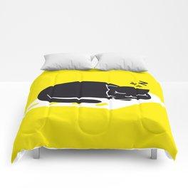 Where's my homework? Comforters