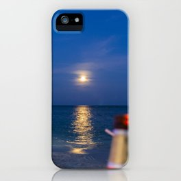 In the Blue Hour iPhone Case