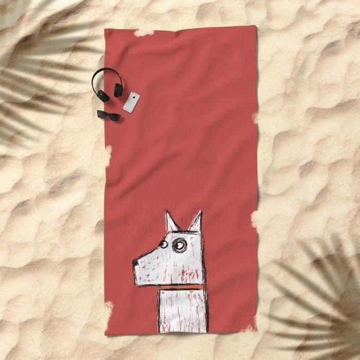 Arthur Beach Towel