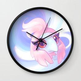 Plague Doctor Bird Wall Clock