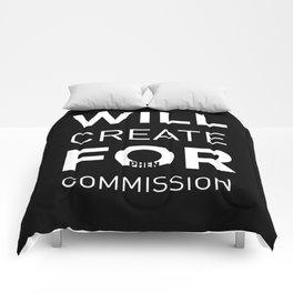 Commissh Comforters