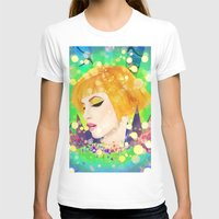 hayley williams T-shirts featuring Digital Painting - Hayley Williams - Variation by EmmaNixon92