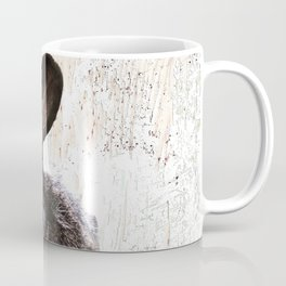 Black Rabiit Coffee Mug