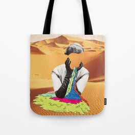 Deserts of my Mind Tote Bag