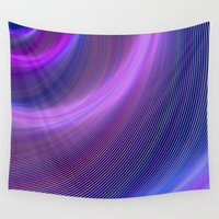 storm Wall Tapestries featuring Storm by David Zydd