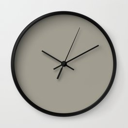 London Fog Wall Clock