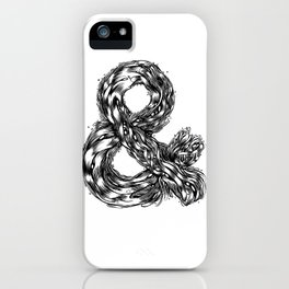 The Illustrated & iPhone Case