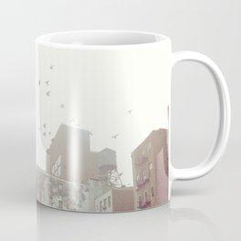 Birds Over Soho Coffee Mug