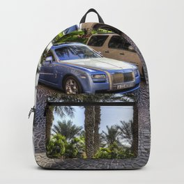 Luxury Cars Dubai Backpack