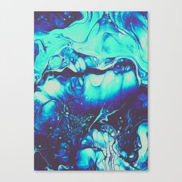 CALM LIKE YOU Canvas Print