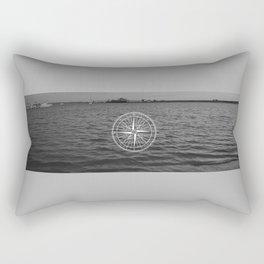 The Black Sea Rectangular Pillow