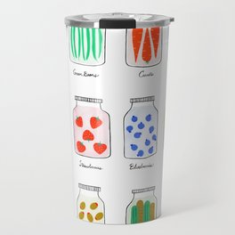 Canning Jars Travel Mug