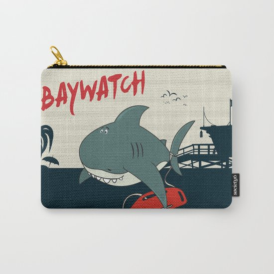 Baywatch  Carry-All Pouch