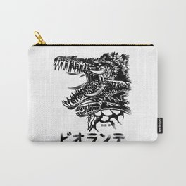 Waterbrushed Mutant Plant Carry-All Pouch