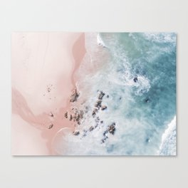 sea bliss Canvas Print