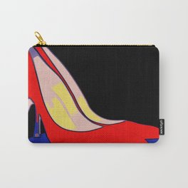 All You Need is Red Pumps Carry-All Pouch