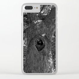 Vision Clear iPhone Case