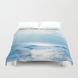 Hookipa Beach Blue Sensation Duvet Cover