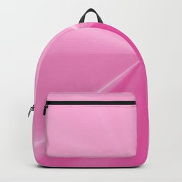 Pink Bubble Gum Pinch Point Backpack