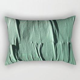 NYC Walls (zelen v.2) Rectangular Pillow