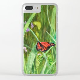 Signs of Summer by Teresa Thompson Clear iPhone Case