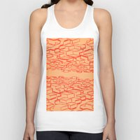 cars Tank Tops featuring Cars by David King