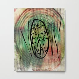 The Eternal Now Print Metal Print