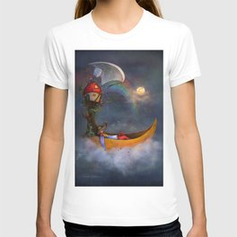The daysleeper and his companions T-shirt