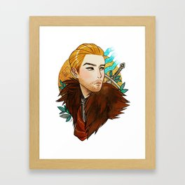 Cullen Rutherford Framed Art Print