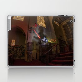 """Welcome To """"The Force Church""""  Laptop & iPad Skin"""