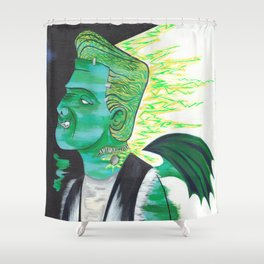 Mind for the Mistress Shower Curtain