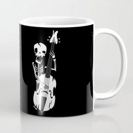 Double bass Coffee Mug