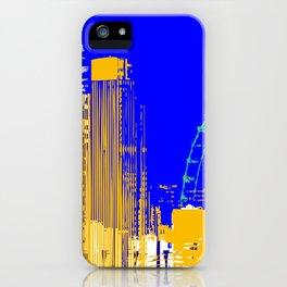 leaving london 23.34 iPhone Case