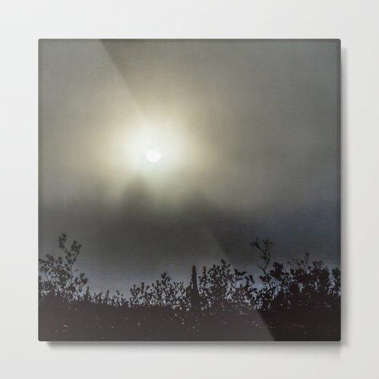 moon rise Metal Print