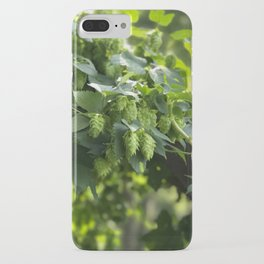 Smell the hops. iPhone Case