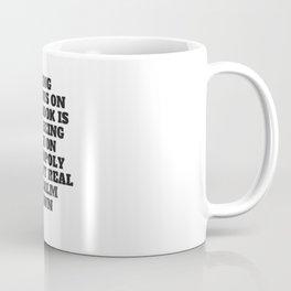 Famous Facebook Vs Monopoly Coffee Mug